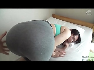 milf,doggystyle,clothed,booty,quickie,maid,japanese,jav,yoga,immediate,milf PAAG Jav yoga instructor gets fucked