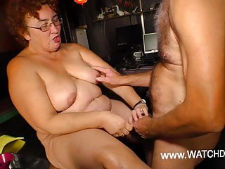 Amateur;Hardcore;Mature;Granny;HD Videos;Big Natural Tits;Homemade Gerda die notgeile 50+ bumst in der...