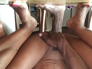 Squirting;MILFs;POV;Guadeloupe;BBC;HD Videos;Red Toes Jarod and Peggy red toes Squat...