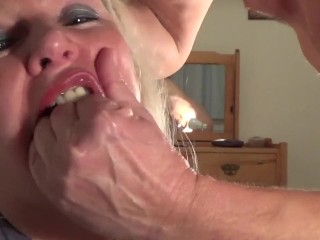 old;matureslut2;throat,Blowjob;Hardcore;Mature MatureSlut2 - Throat Fuck