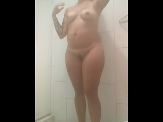 hot;milf;next;door;sexy;mom;big;ass;sucking;fucking,Big Ass;Big Dick;MILF;Red Head;Massage;Role Play;Casting;Solo Female Sexy milf in shower