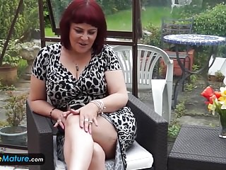 Sex Toys;Masturbation;Matures;Compilation;Old Nanny;HD Videos;Seductive;Grandma;Solo EuropeMaturE Grandma Seductive Solo...