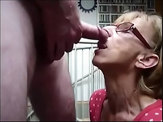 blowjob,mature,blowjob Mamis Perfect Blowjob