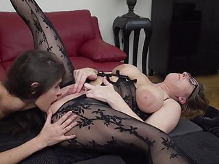 Amateur;Lesbian;Mature;Stockings;MILF;Old & Young;HD Videos;Big Tits;Mature NL Daughter fucks busty mature mother...
