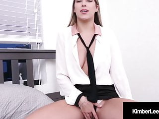 Babe;Blowjob;Cumshot;Facial;MILF;POV;HD Videos Almost Teen Step Mom Kimber Lee...