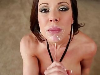 Blowjob;Facial;MILF;Big Cock Kendra facial