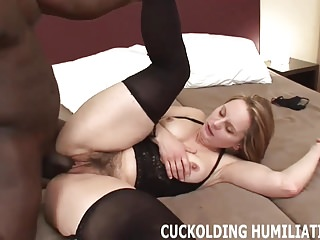 BDSM;Femdom;Cuckold;HD Videos;Wife;Wife Sharing;Enough;Big Love;I Love;Big but;Love;Cuckolding Humiliation I love you honey but your cock just...