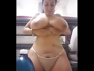 tits,ass,milf,mature,exercise,ass Who is she?