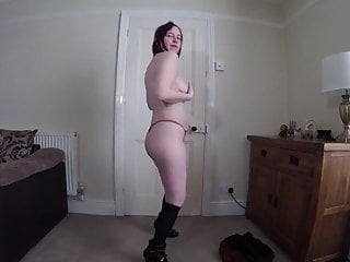 Amateur;MILF;British;HD Videos;Striptease Haley's School Uniform Strip
