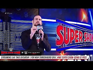 handjob,wife,carmella,lana,husband,leak,charlotte,wwe,parody,marriage,smackdown,bayley,sasha-banks,alexa-bliss,becky-lynch,mandy-rose,toni-storm,rusev,aiden-english,one-night-in-milwaukee,Unknown WWExposed - Aiden English exposes...