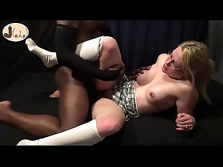 blonde,interracial,milf,skinny,glasses,skirt,cuckold,nerd,chicago,bbc,monster-cock,illinois,big-black-cock,white-girl,black-on-white,snowflake,white-woman,plaid-skirt,jamie-wolf,jamiewofxxx,blonde Jamie Wolf   Summer Malone in...