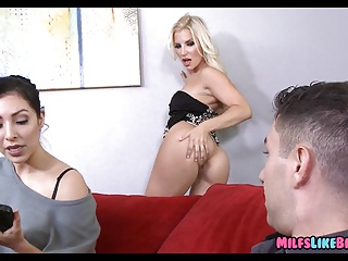 Matures;MILFs;Cougars;Big Cock;Mom;HD Videos;MILF Seduces;Blonde MILF;MILF Cock;Brazzers Blonde MILF Seduces Cock