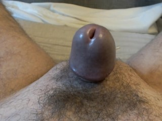kink;public;ruined;orgasm;micro;penis;tiny;dick;hands;free;cum;humiliation,Amateur;Cumshot;Fetish;Public;Mature;Solo Male;British micro cock cumming hands free