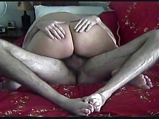 Amateur;Brunette;Creampie;Orgasm;Wife;American Homemade movie with creampie