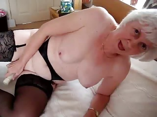 Amateur;Grannies;Matures;Orgasms;Dildo;Granny granny and dildo