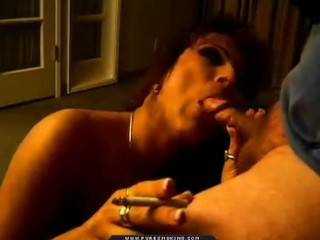 kink;mom;mother;old;smoking;fetish;smoking;fetish,Babe;Mature;MILF;Smoking Mature smoking fetish blowjob