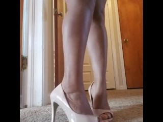feet;worship;findom;foot;fetish;high;heels;femdom,MILF;Feet;Solo Female Foot worship Foot slave Heel Fetish