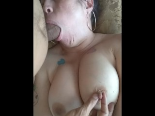 blowjob;deep;throat,Big Dick;Blowjob;Latina;MILF;Rough Sex;Tattooed Women Busty Colombian Cock Sucker