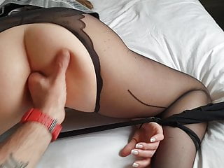 Fingering;Stockings;MILF;British;HD Videos;Secretary;Pussy;European;Homemade 05.02.2019.  Naughty office slut