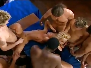 Blowjobs;Group Sex;Double Penetration;Cum in Mouth;Wife Sharing;Dinner;Classy;Orgy Party;Dinner Party Classy dinner party orgy