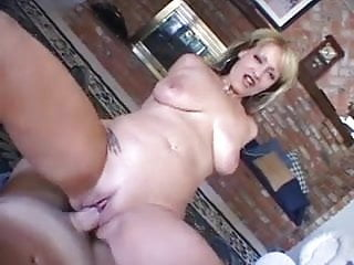 Blonde;Blowjob;Mature;Old & Young;POV;Cougar;Doggy Style;American Blonde cougar needs fat young cock