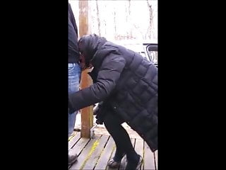 Amateur;Blowjob;Flashing;MILF;Italian;Swingers;Outdoor;High Heels;Wife Cristina wife blowjob outdoor