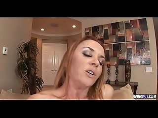 milf,mature,mom,cougar,stepmom,step-mom,old-young,young-old,milf Athletic Mature Redhead loves the Dick