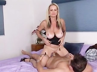 sclip;anilos.com;blonde;milf;mature;cougar;busty;boobs;big;boobs;big;tits;lingerie;large;breasts;cumshot;facial,Big Tits;Hardcore;Mature Hot Cougar Gets Mouthful of Cum