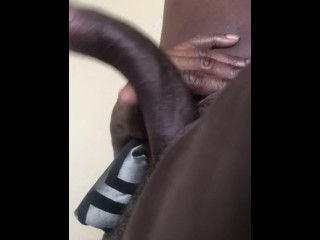 bbc;ebony;heavy;hook;773;wood,Big Dick;Blowjob;Ebony;Masturbation;Mature;Solo Male;Old/Young;Muscular Men Dick dick getting play with