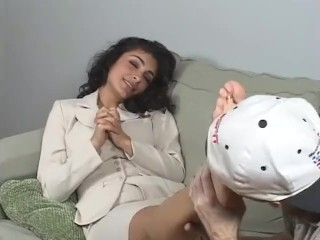 kink;mom;mother;feet;foot;footjob;footlick;rose;rosebancroft;bancroft,MILF;Feet Rose Bancroft - Feet Lick