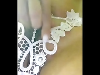 pussy,milf,amateur,homemade,naked,masturbation,milf Putting panties on and showing my pussy