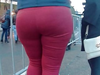 Hidden Cams;MILFs;Voyeur;Big Butts;Spandex;HD Videos;Ass in Leggings;Juicy Ass;Red Ass;Leggings Ass;In Ass;Leggings Juicy ass in red leggings