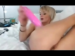 anal,dildo,blonde,sexy,milf,amateur,homemade,masturbation,solo,moaning,webcam,double-penetration,sex-toy,anal-toying,pussy-toying,sex_toys Blonde enjoys DP on a webcam
