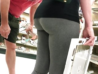 MILFs;Voyeur;HD Videos;Big Butts;Spandex;Looking;Goodness;Good Looking;Mom Indecisive Milfs Always Look Good...
