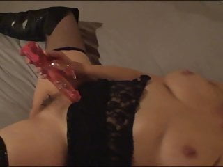 Blonde;Hairy;Mature;HD Videos;Orgasm;High Heels;Vibrator;Girl Masturbating;Mom Mature Wife Using Vibrating Rabbit...