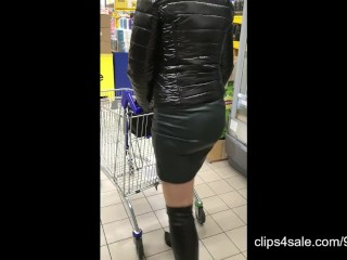 bdsm;kink;mom;public;leather;miniskirt;leather;mom;thigh;high;boots;overknee;boots;leather;boots;public;leather;shopping;mom;shiny;jacket;down;jacket;mom;public;leather;walk;high;heels,Amateur;Bondage;Fetish;Public;MILF;Czech;Exclusive;Verified Amate Shopping in leather miniskirt, shiny...