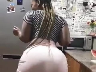 dance;oga;dance;twerk,Big Ass;Ebony;Mature;Music;Solo Female;Romantic Oga dance
