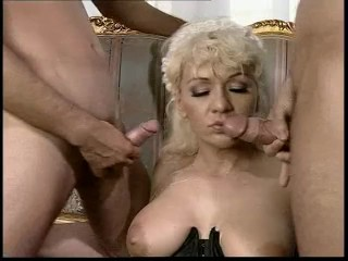 ass;fuck;3some;old;mom;mother;hotel;maid;sexy;dress;classic;movie;hungarian;pornstar;hairy;pussy;corset;black;stockings;milf;hungarian;milf;cock;riding;fmm;threesome,Blonde;Blowjob;Cumshot;Mature;MILF;Anal;Threesome;Pussy Licking Teresa Visconti - Threesome for Maid...