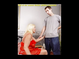 Matures;Old+Young;Russian;Finnish;Mom;HD Videos Slideshow with Finnish Captions: Mom...