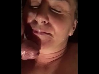 facial;cum;cumshot;blowjob;eating;cum;creampie;wife;wife;facial;cum;dumpster;sperm,Amateur;Big Tits;Cumshot My cum dumpster