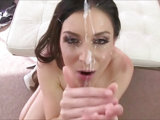 Brunette;Cumshot;Facial;MILF;POV;HD Videos pov facial 212
