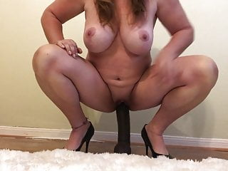 Amateur;Blonde;MILF;HD Videos;Big Natural Tits;Dildo;High Heels;Wife;European Blonde Sub training for BBC