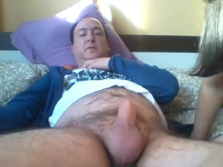 rough;ass;fuck;adult;toys;mom;mother,Blowjob;Cumshot;Hardcore;Toys;MILF;Anal;Rough Sex;Exclusive;Pussy Licking;Verified Amateurs sex scene with the reflection of the...