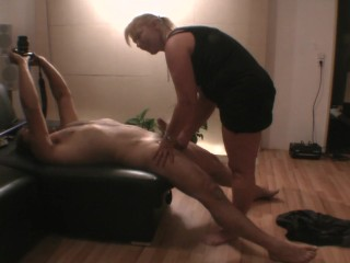 chubby;old;handjob;german;handjob,Blonde;Handjob;Mature;German handjob under feet