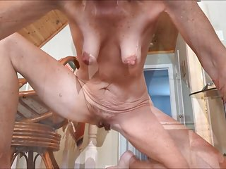 Hairy;Nipples;MILFs;Gaping;Female Choice;HD Videos;Orgasms;Sitting;Having Sit Right Here, & Have...