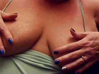 Amateur;Mature;POV;HD Videos;Wife;Big Tits;Homemade milf playing with big tits