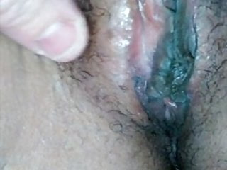 Amateur;MILF;Wife;Girl Masturbating Clit waiting for your tongue.