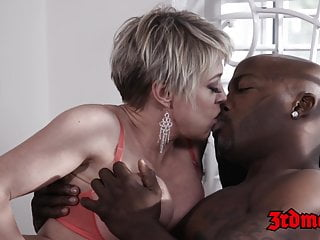 Cumshot;Interracial;MILF;HD Videos;Doggy Style;Big Tits;Big Cock Pixie MILF Dee Williams dicked before...