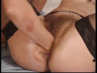 Fingering;Hairy;MILFs;Fisting;Fisted hairy fisting