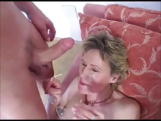 Cumshots;Grannies;Matures;Old+Young;Takes Two;Granny Glasses;Two Cocks;Granny Young;Glasses;Granny;Young Granny in glasses takes two young cocks